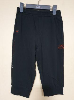 Bad5 Boy 3/4 Sweat Pants, Standard Black
