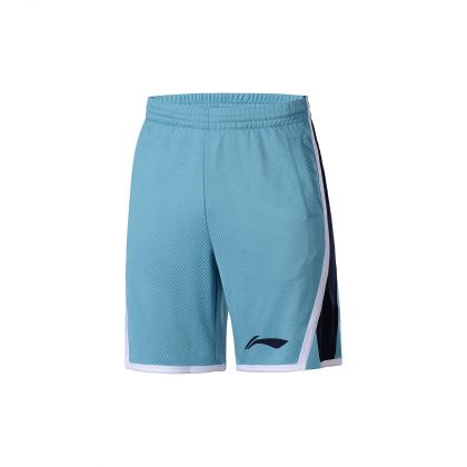 LN Basketball Male Competition Bottom, Milky Blue