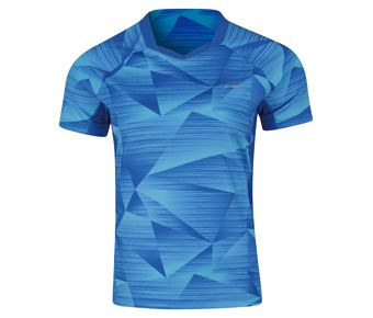 Kids Competition Top, Crystal Blue