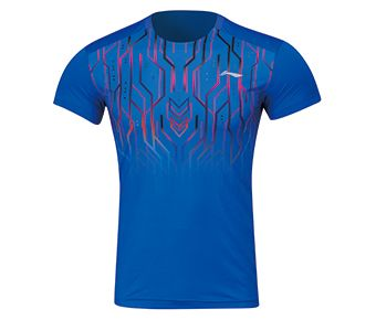Female Competition Top, Crystal Blue