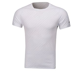 Male Competition Top, Standard White