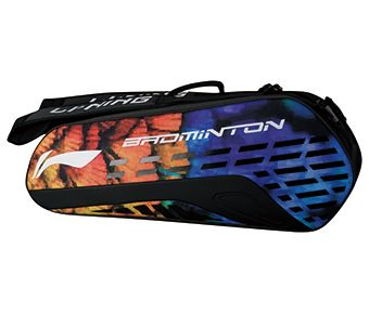 Racket Bag 6 In 1, Colourful