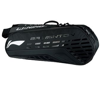 Racket Bag 6 In 1, Black