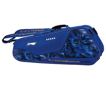Racket Bag 6 In 1, Blue