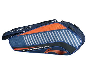 Racket Bag 6 In 1, Sapphire Blue/Orange