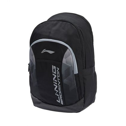 Backpack, Black/Gray