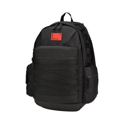 Basketball Culture Male Backpack, Black
