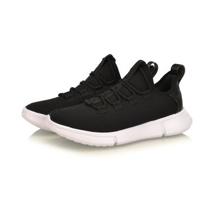 Male Basketball Culture Shoes, Standard Black/Standard White