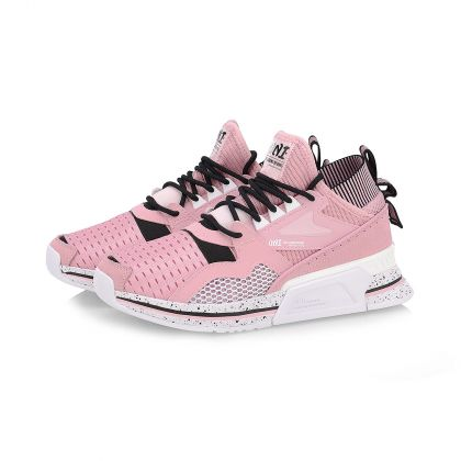 Female Stylish Shoes, Cameo Pink/Weak Pink/Standard White