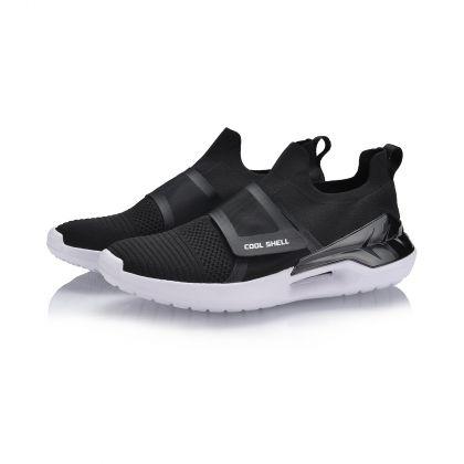 Male Stylish Shoes, Standard Black/Standard White