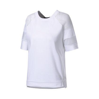 Style Female S/S Tee, Standard White