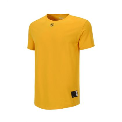 Basketball Culture Male S/S Tee, Golden Rod