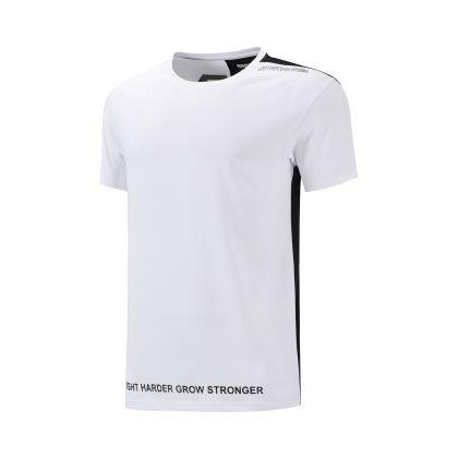 Basketball Culture Male S/S Tee, Standard White/Standard Black