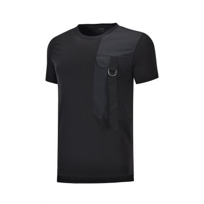 Style Male S/S Tee, Standard Black