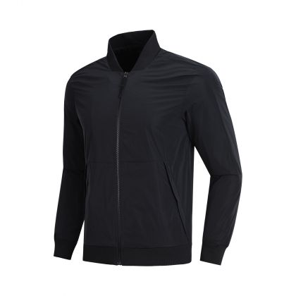 Wade Signature Male Jacket, Standard Black