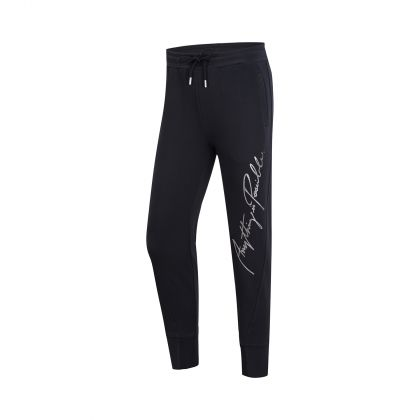 LN DNA Female 4/5 Sweat Pants, Standard Black