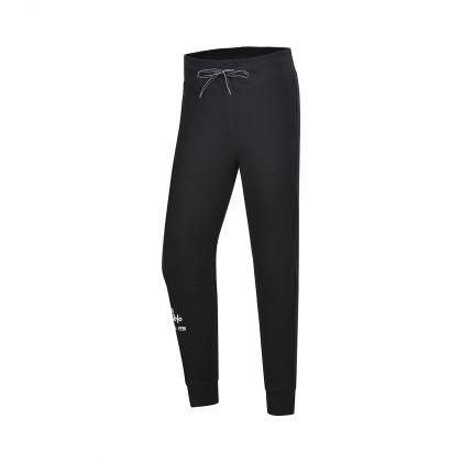 Swagger Female Sweat Pants, Standard Black