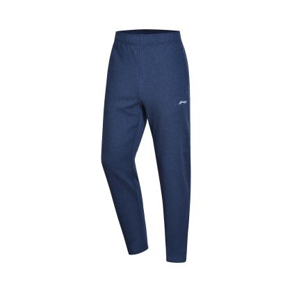 Active Training Male Sweat Pants, Heather Guangdong Blue