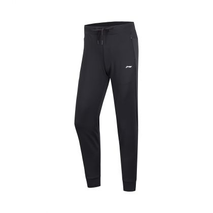 Gym Female Sweat Pants, Standard Black
