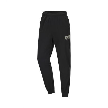 LN Basketball Male Sweat Pants, Standard Black