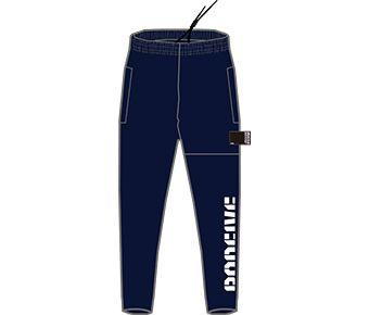 Basketball Culture Male Sweat Pants, Blue