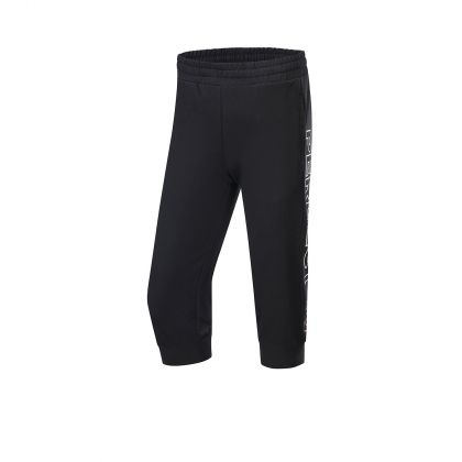 LN DNA Female 3/4 Sweat Pants, Standard Black