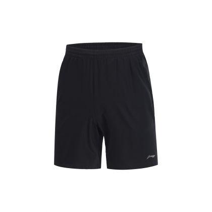 Primary Runner Male Track Shorts, Standard Black