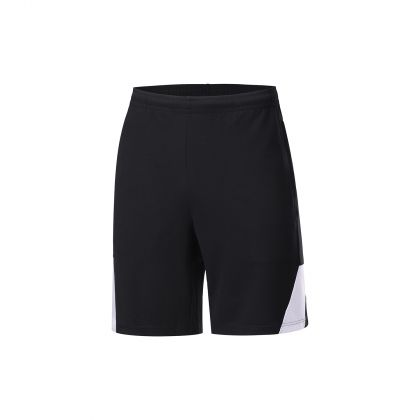 LN Basketball Male Sweat Shorts, Standard Black
