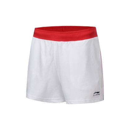 Heritage Female Sweat Shorts, Standard White
