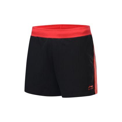 Heritage Female Sweat Shorts, Standard Black
