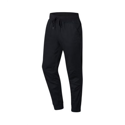 Basketball Culture Male Casual Pants, Standard Black