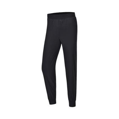Basketball Culture Female Casual Pants, Standard Black