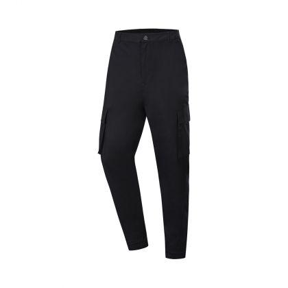 Basketball Culture Male Casual Pants, Standard Black