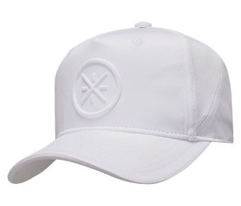 Wade Lifestyle Male Baseball Cap, White