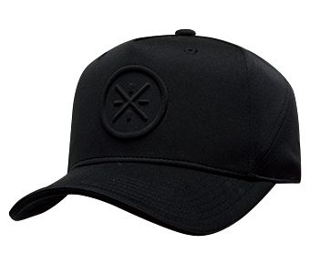 Wade Lifestyle Male Baseball Cap, Black
