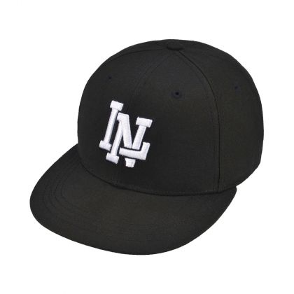 The Trend Male Snap Back Cap, Black