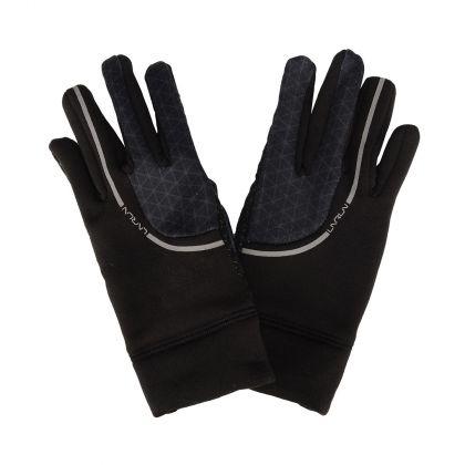 Pro-Jogger Male Gloves, Black