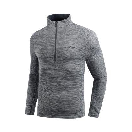 Jogger Male L/S top, Mix Dark Iron Gray