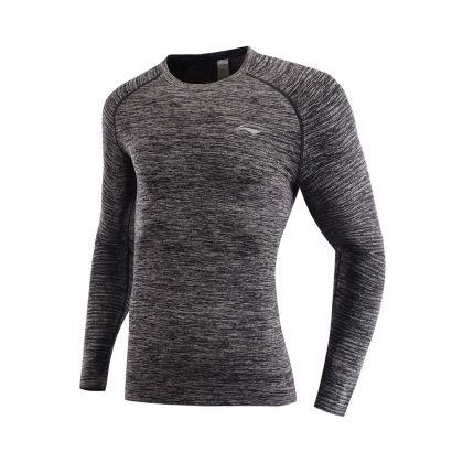 Hobby Runners Male L/S tee, Mix Standard Black