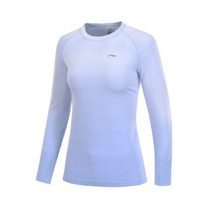 Hobby Runners Female L/S tee, Blue