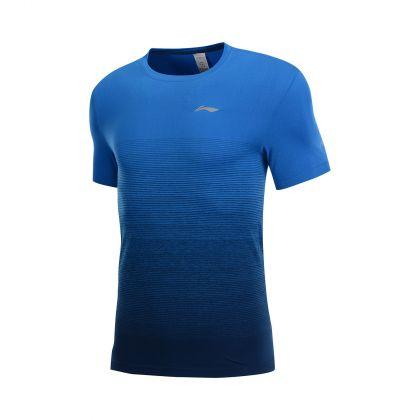 Hobby Runners Male S/S Tee, Deep Sky Blue