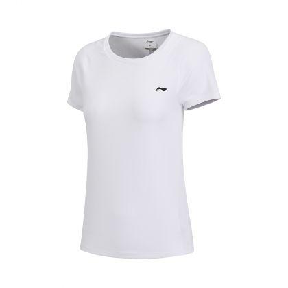 Hobby Runners Female S/S Tee, Standard White