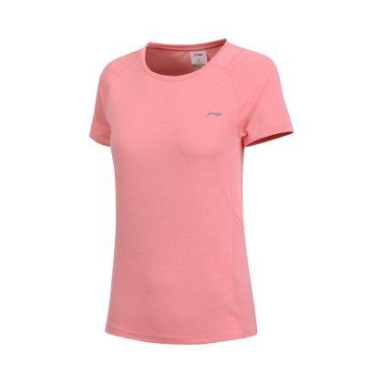 Hobby Runners Female S/S Tee, Mix Geranium Pink