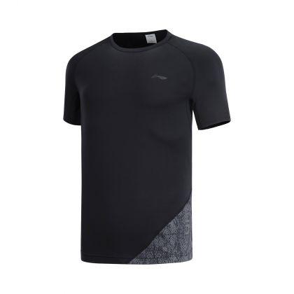 Hobby Runners Male S/S Tee, Standard Black