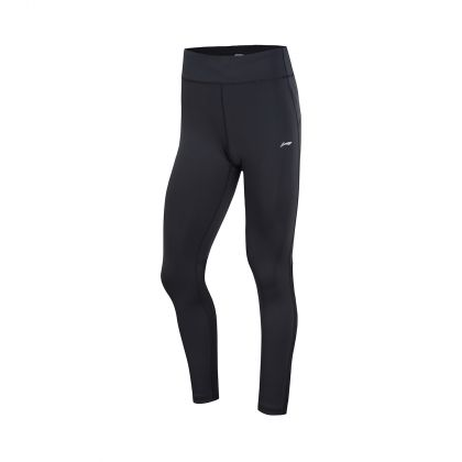 Road Running Female Layer Pants, Standard Black