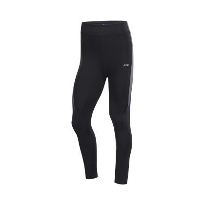 Gym Female Layer Pants, Standard Black/Sandal Black