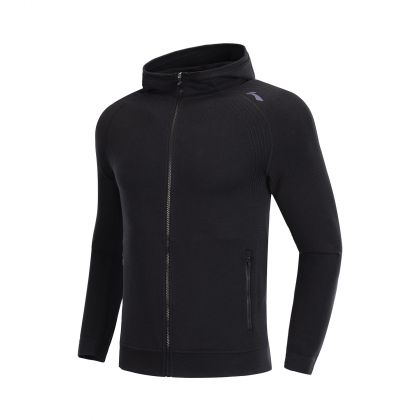 Hobby Runners Male Sweat Top, Standard Black
