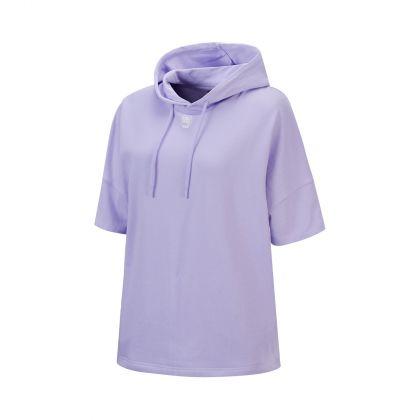 Basketball Culture Female S/S Tee, Bad Five Purple
