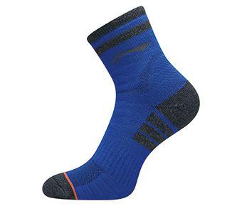 Socks-full Terry, Blue/Gray