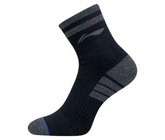 Socks-full Terry, Black/Gray